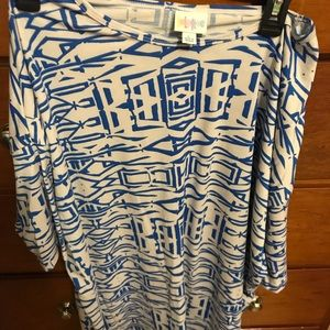 LuLaRoe Shirts (set of 2)